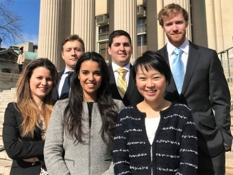 Columbia Arbitration Day conference chairs 2017